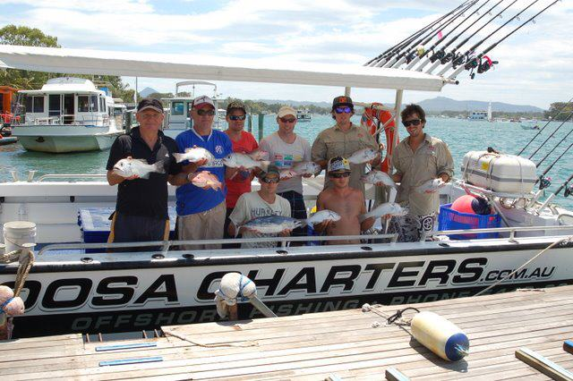 Fishing Offshore Noosa 3